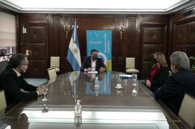 El Consejo Agroindustrial Argentino se reunió con el ministro de Ambiente y Desarrollo Sostenible Juan Cabandié