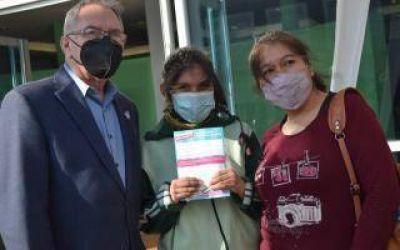 Ituzaingó: Descalzo aseguró que ya vacunaron al 80% de los inscriptos