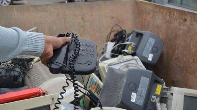 Dónde llevar aparatos eléctricos en Ituzaingó para reciclaje solidario
