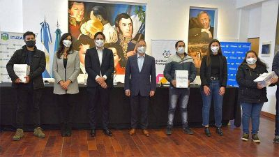 Trotta y Descalzo lanzaron la Red Nacional de Acompañamiento en Ituzaingó