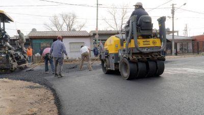 Moreno | Comenzó a funcionar la Planta Asfáltica Municipal