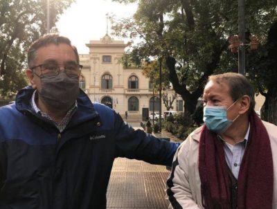 Toty Flores será candidato a concejal por Juntos por el Cambio