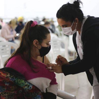 Cañuelas superó los 30.000 vecinos vacunados