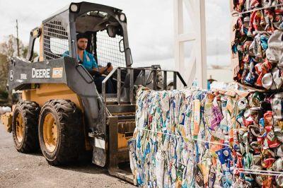 Jornada Nacional de Reciclaje se realizó con éxito
