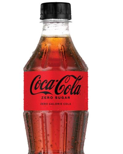 Con un nuevo empaque, Coca-Cola quiere frenar el reporte de ganancias de PepsiCo