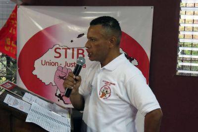 El Stibys denuncia estrategia dilatoria de Embotelladora La Reyna