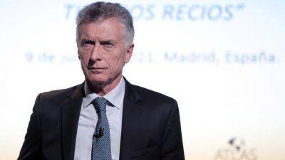 Mauricio Macri se quedó varado junto a Juliana Awada en Europa: le suspendieron el vuelo para volver al país