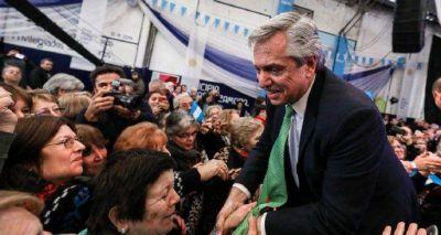 Alberto Fernández anuncia beneficios para jubilados