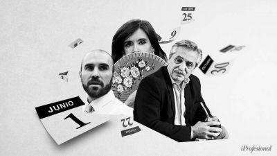 Guzmán volvió con un mandato clave: convencer a Alberto y a Cristina de firmar con el FMI antes de septiembre