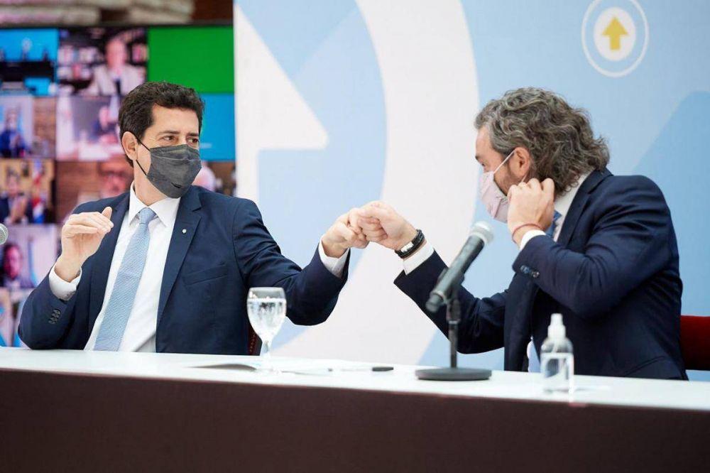 Cuáles son los miembros del gabinete que miden bien en las encuestas pero Alberto quiere preservar en el gobierno