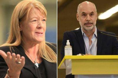 Ciudad: Horacio Rodríguez Larreta sumó el espacio de Margarita Stolbizer a su alianza