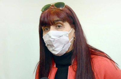 Karina Moyano sigue en campaña por la Provincia de Buenos Aires y pide que la política no los deje afuera de las listas
