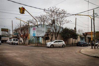 Avanzan las obras integrales en la Avenida Santa Fe de Quilmes Oeste