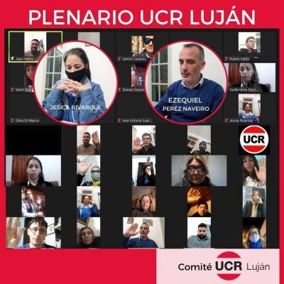 La UCR designó a Pérez Naveiro y Rivarola como precandidatos