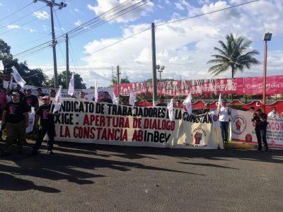 Despidos y persecución sindical