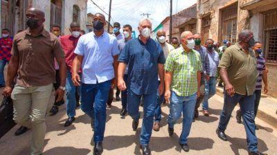 Respaldo de las centrales obreras al gobierno cubano