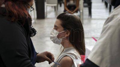 Argentina superó el 60 por ciento de la población mayor de 18 años vacunada con una dosis