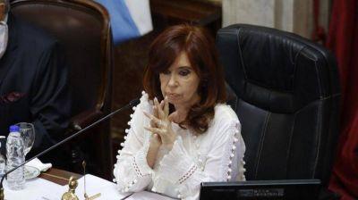 Cristina se reserva el poder de veto en las listas del Senado para asegurarse el quórum