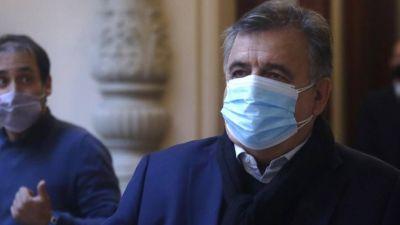 Negri se reunió con Santos para tratar de acercar el acuerdo de Cambiemos en Córdoba