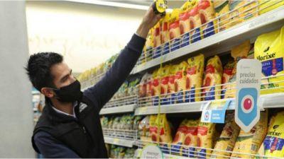 Precios de alimentos: el Gobierno pondrá
