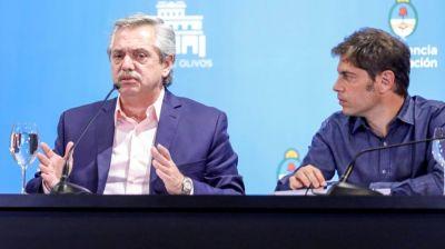 """Kicillof: """"Macri y Vidal fueron los gobiernos que menos obras hicieron"""""""