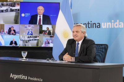 Qué dice el documento en ruso que difundió el Gobierno sobre las vacunas que se fabrican en Argentina