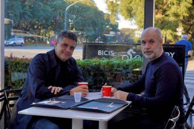 Se bajó Jorge Macri y Santilli queda como el único candidato del PRO en Buenos Aires