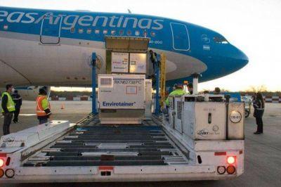 Hoy parte un nuevo vuelo a China para traer más dosis de Sinopharm