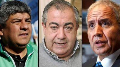 Se larga la carrera por la futura conducción de la CGT: ¿Alberto Fernández conseguirá la unidad que busca?