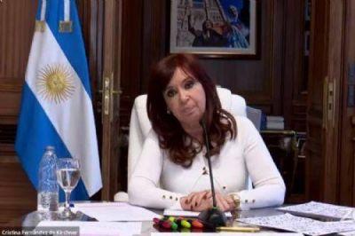 Lawfare, operación buitre y aviso interno: los mensajes de Cristina Fernández en su exposición judicial