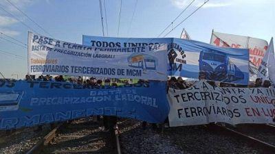Con unidad y lucha se avanza: reinstalación en el Roca de los tercerizados despedidos y desplazados