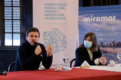 La Provincia inició la entrega de la tercera etapa del Fondo para la Cultura y Turismo