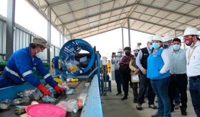 Lambayeque: inauguran relleno sanitario y planta de residuos sólidos en Ferreñafe