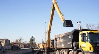 ACUMAR – Nuevo servicio de limpieza en arroyos críticos de la Cuenca