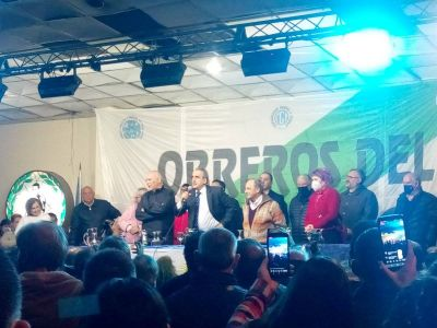 Por afuera del PJ y el FdT, Moreno lanzó su precandidatura a diputado nacional
