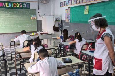 Se confirmó la ampliación de la jornada escolar al regreso de las vacaciones