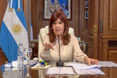 Memorándum: la Cámara de Casación avaló planteos de la defensa de CFK