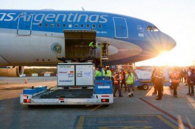 Argentina superará las 37 millones de dosis: llegan más vacunas Sinopharm y Astrazeneca