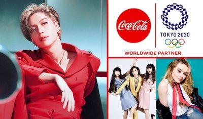 Tokio 2020: Taemin de SHINee cantará tema oficial de Coca Cola junto con 13 artistas