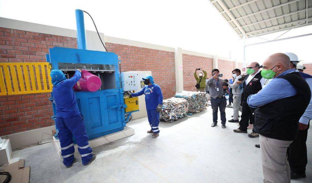 Piura: planta de tratamiento de residuos sólidos beneficiará a 70.000 habitantes