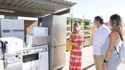 Castilla-La Mancha convertirá los puntos limpios en instalaciones de