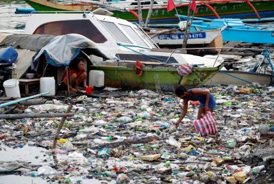 Mejor sin plásticos: pienso, luego consumo