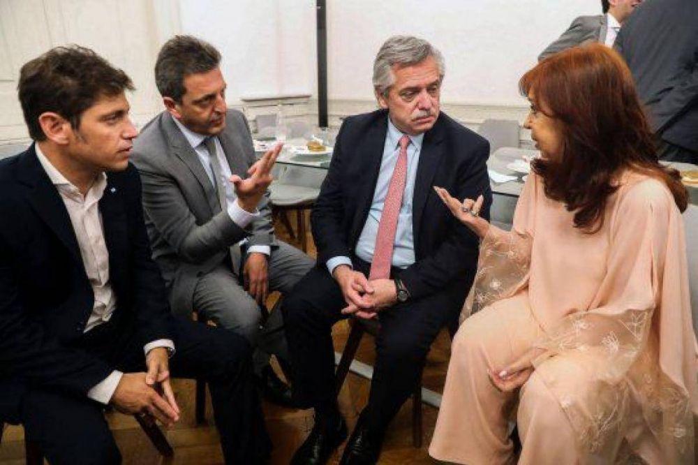 Rosca del FdT en Provincia: nombres en danza, candidatos sin boleta y el factor sorpresa CFK