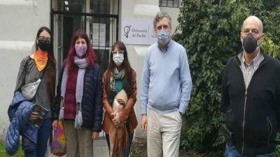 Defensores del Pueblo trataron con ambientalistas la exploración petrolera