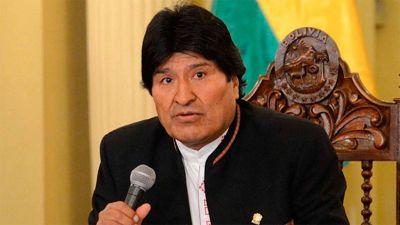 Evo Morales aseguró que Macri