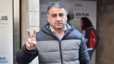 """De cara al cierre de listas, para Edgardo Depetri, """"en Lanús, el camino es la unidad"""""""