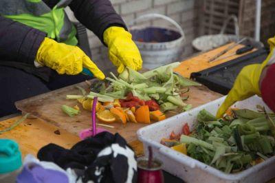 Berazategui ya convierte residuos orgánicos en compost