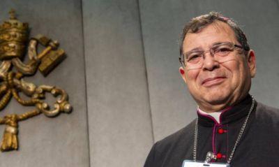 El obispo Tissera expresó su agradecimiento por el afecto recibido