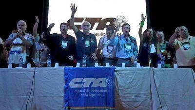 """La CTA Autónoma pidió que este año """"los salarios estén por encima de la inflación"""""""