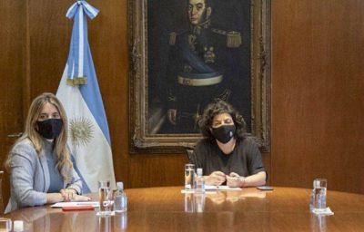 Carla Vizzotti y Cecilia Nicolini cumplirán con el aislamiento tras su regreso del Reino Unido
